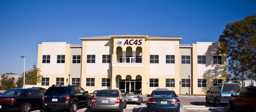OUR NEW AC4S OFFICE WORLD HQ's
